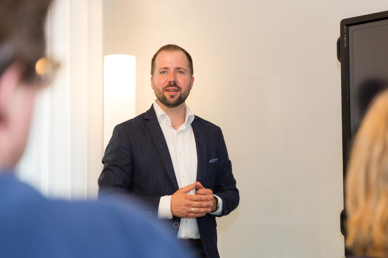 Unternehmertum – Alexander Bode
