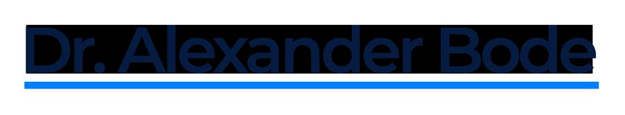 Logo Alexander Bode